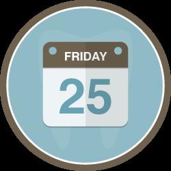Calendar - Polished Dental Group